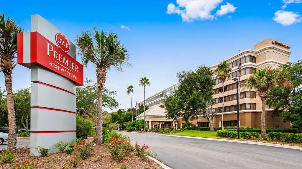 Best Western Premier Jacksonville Hotel - Facciata dell'albergo