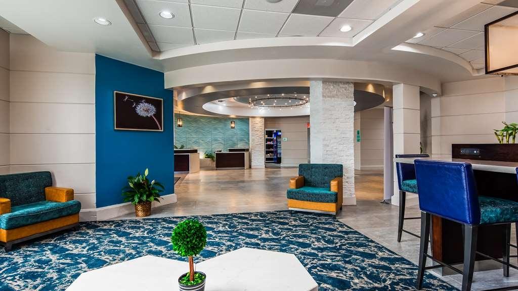 Best Western Premier Jacksonville Hotel - Vue du lobby