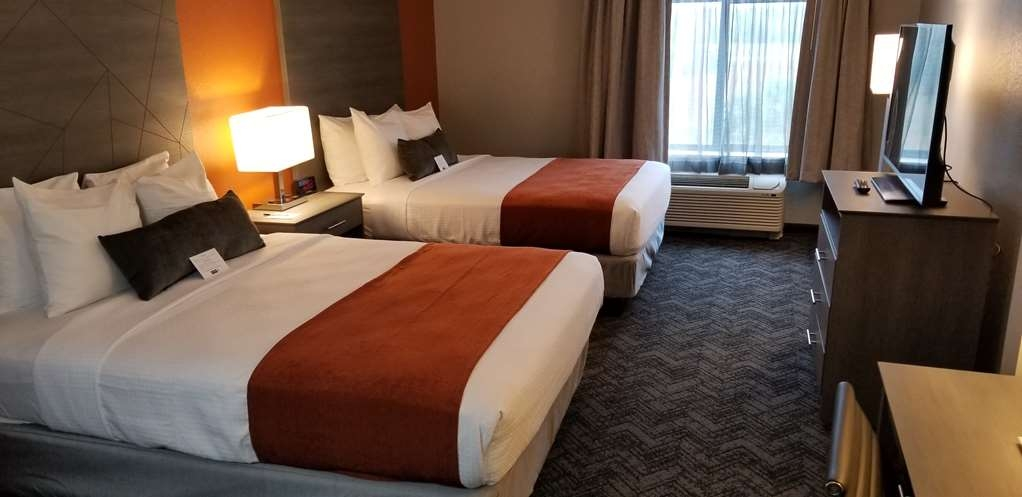 Best Western Plus St. Augustine I-95 - Double Queen Guest Room