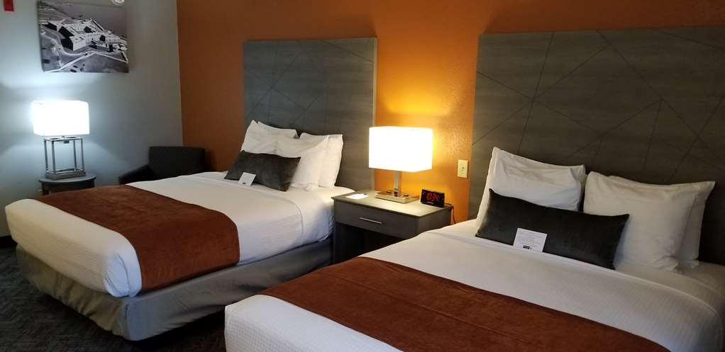 Best Western Plus St. Augustine I-95 - Double Queen Room