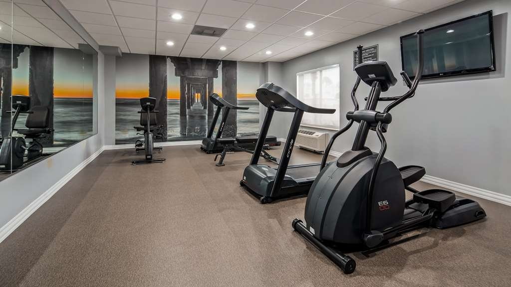 Best Western Plus St. Augustine I-95 - Fitness Center