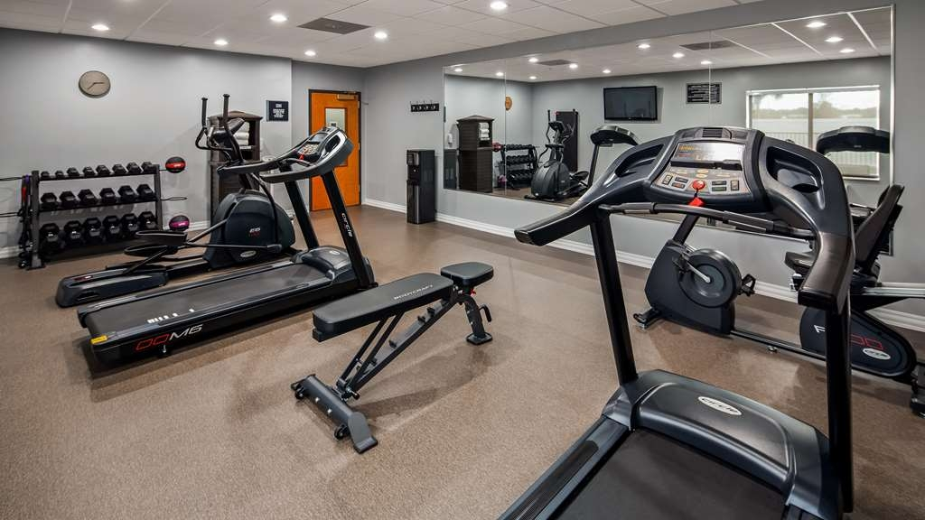 Best Western Plus St. Augustine I-95 - Fitnessstudio