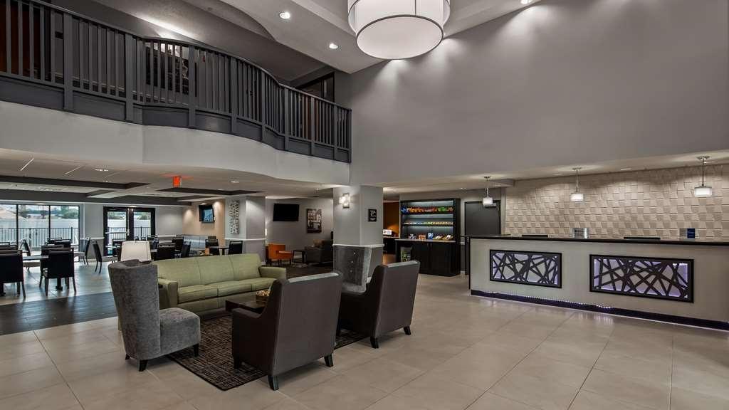 Best Western Plus St. Augustine I-95 - Lobby