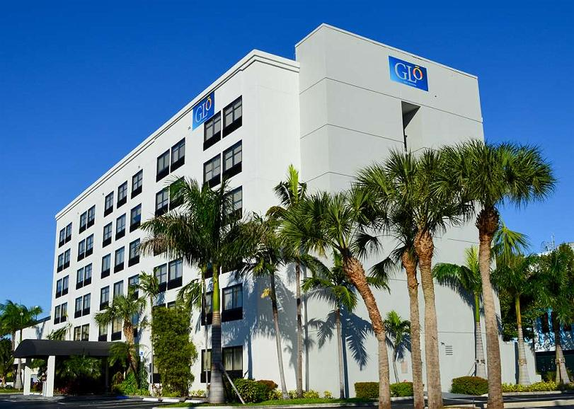 GL? Best Western Ft. Lauderdale-Hollywood Airport Hotel - Vue extérieure