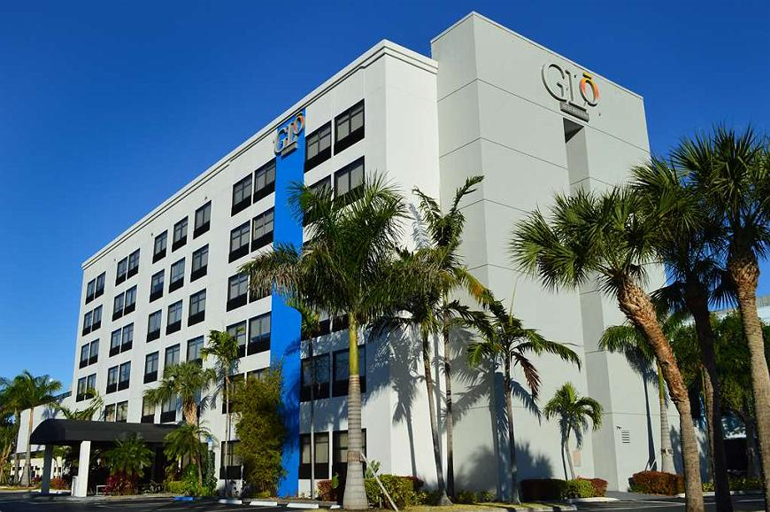 GL? Best Western Ft. Lauderdale-Hollywood Airport Hotel - Vista exterior