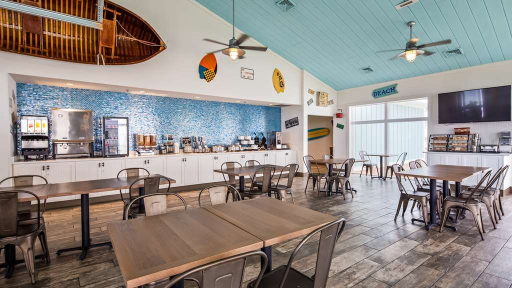 Best Western Beachside Resort - Restaurante/Comedor