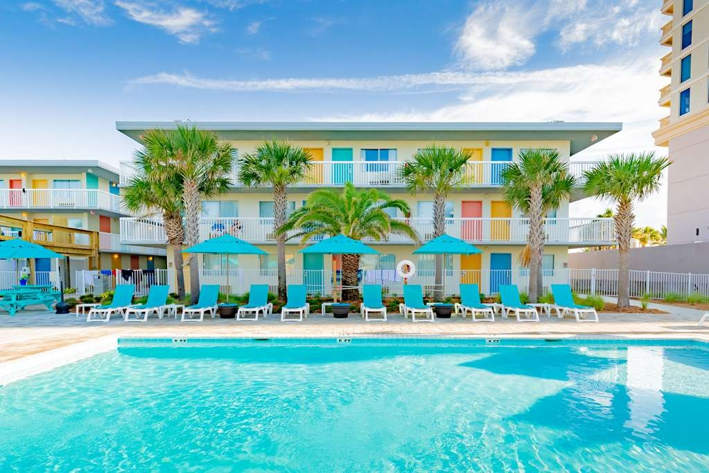 Best Western Beachside Resort - Vista de la piscina