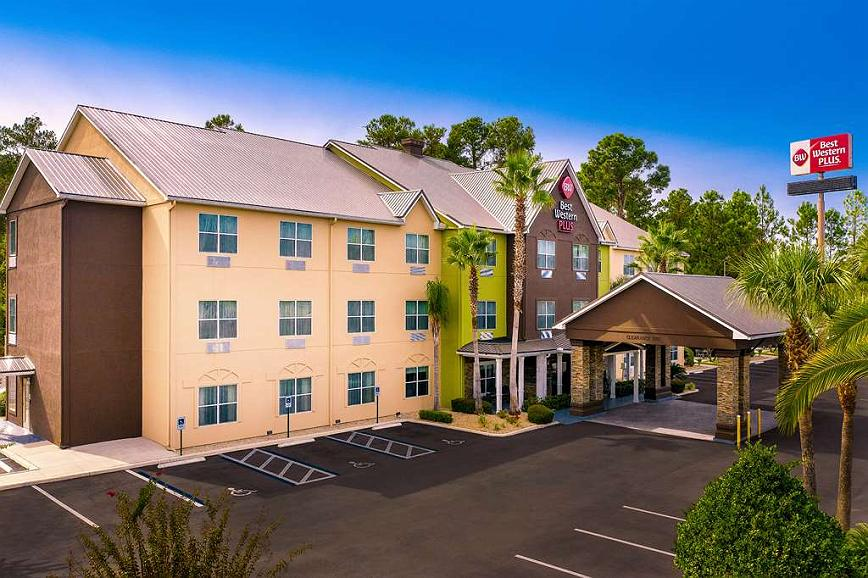 Best Western Plus Lake City - Area esterna