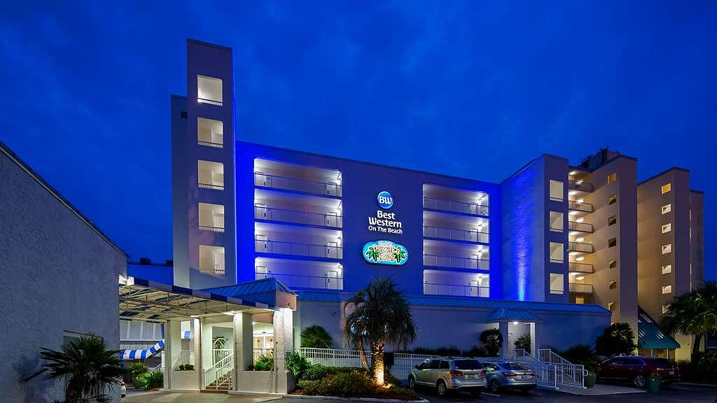 Best Western on the Beach - Welcome to the Best Western on the Beach!