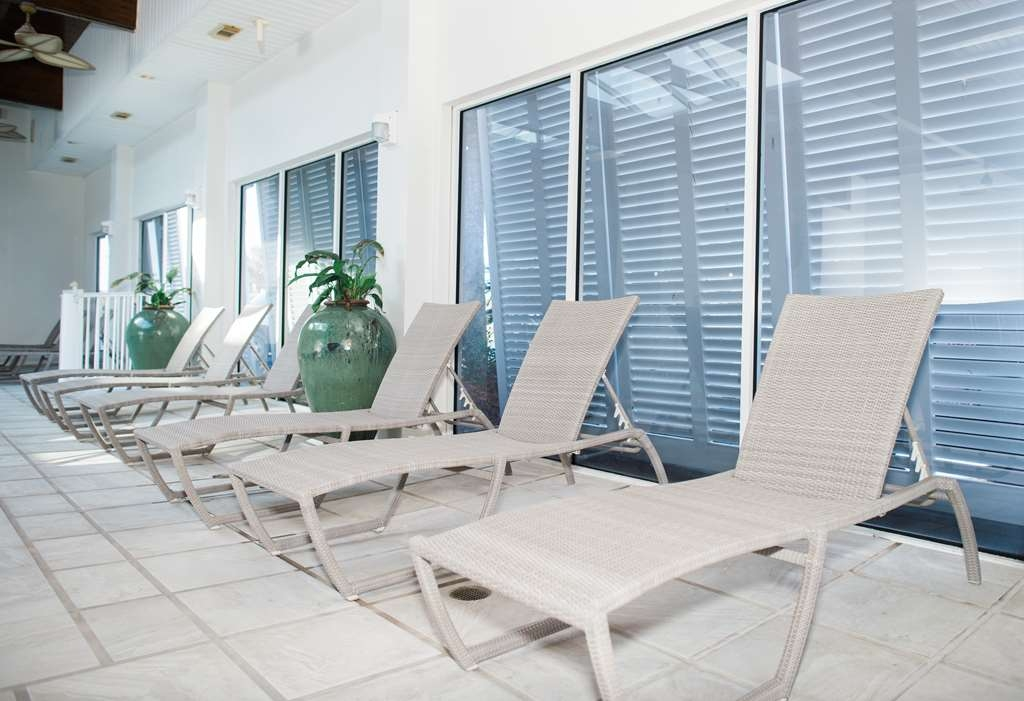 Best Western on the Beach - Indoor heated pool