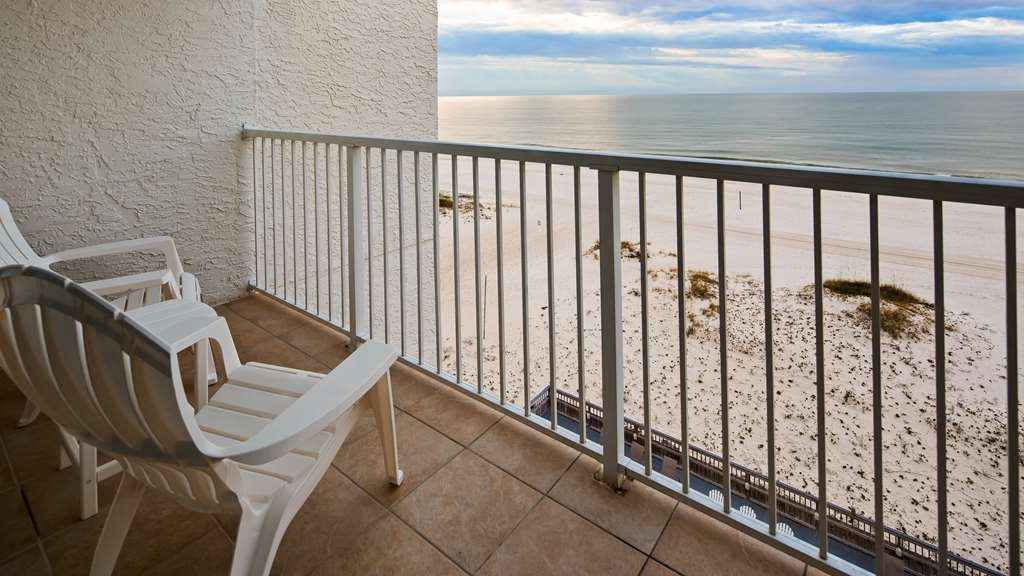 Best Western on the Beach - Ocean Balcony
