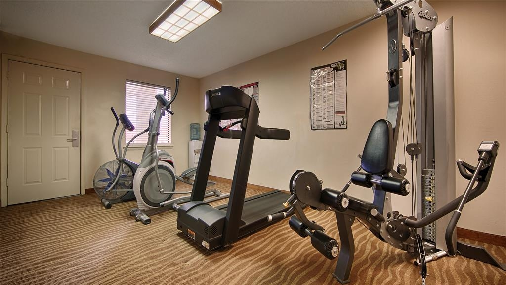 Best Western Athens Inn - Club de remise en forme