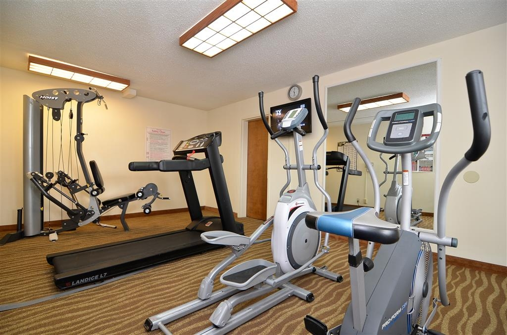 Best Western Athens Inn - Centre de fitness