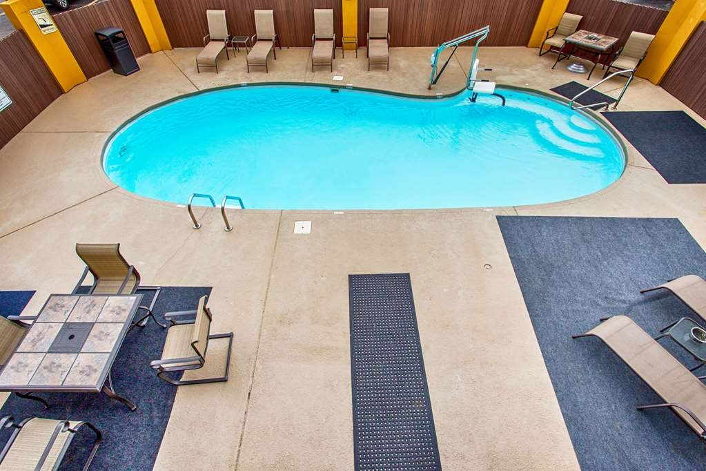 Best Western Athens Inn - Piscine