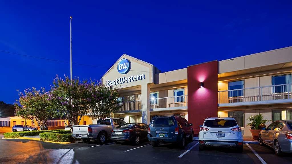 Best Western University Inn - Vista exterior