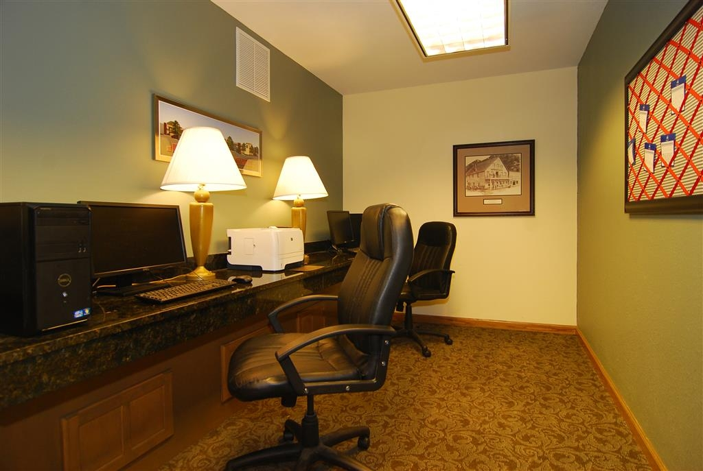 Best Western University Inn - Business Center