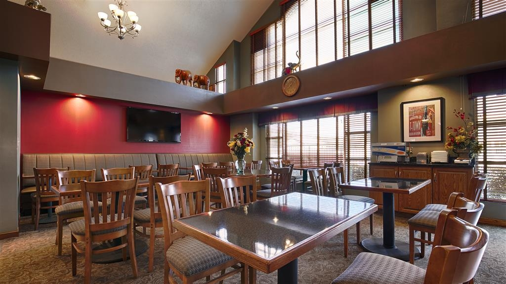 Best Western University Inn - Dining Room