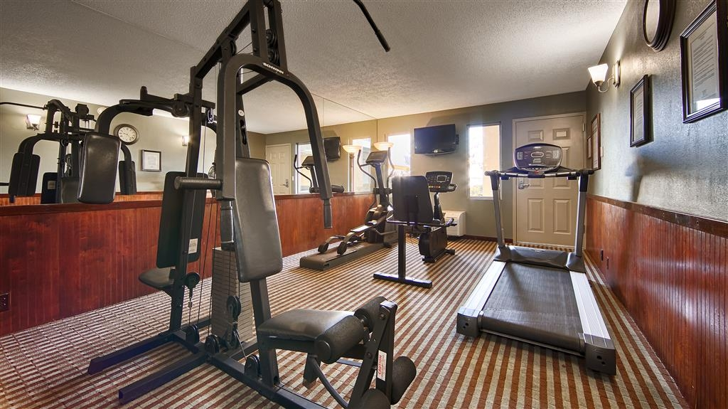 Best Western University Inn - Fitness Center