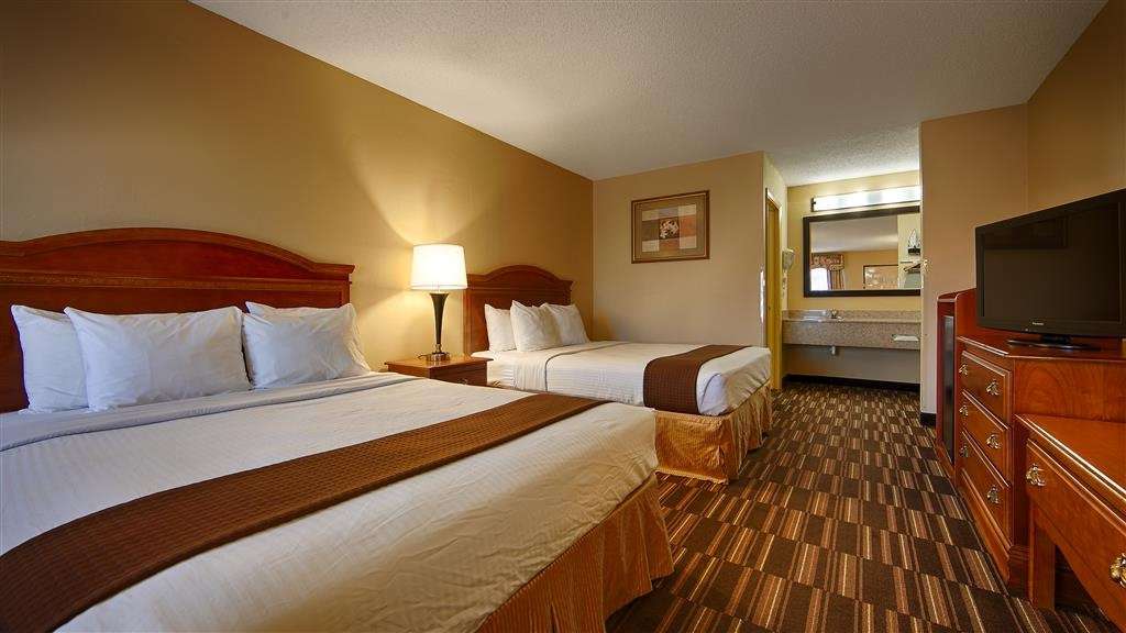Best Western Greenville Inn - Chambre