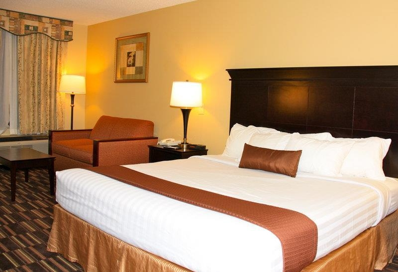 Best Western Greenville Inn - Chambre avec lit king size