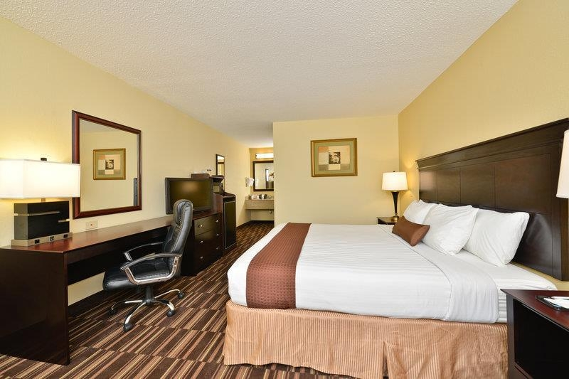Best Western Greenville Inn - Chambres / Logements