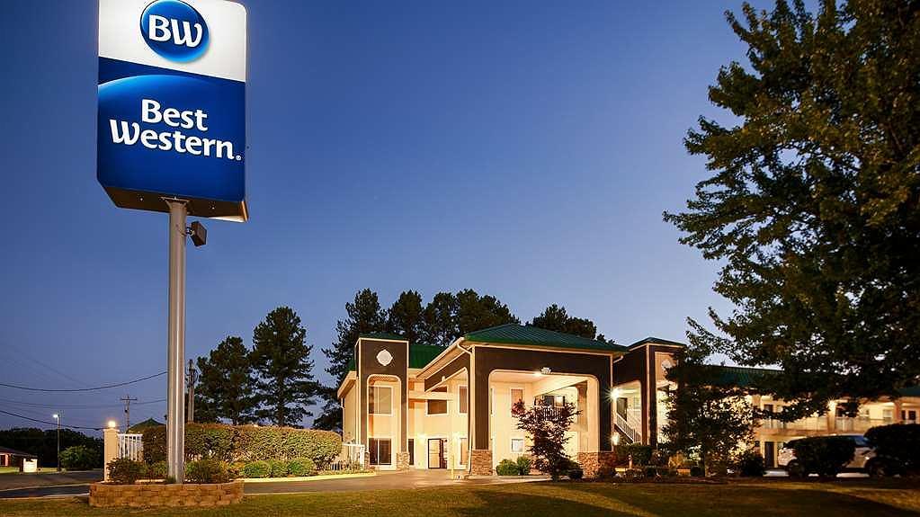 Best Western Fairwinds Inn - Aussenansicht