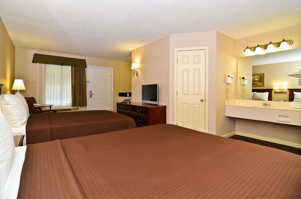 Best Western Suites - Chambre
