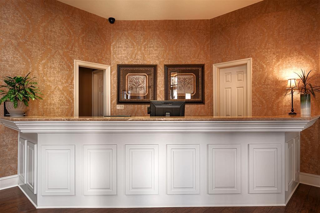 Best Western Suites - Vue du lobby