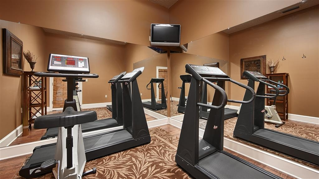 Best Western Suites - exercise chambre