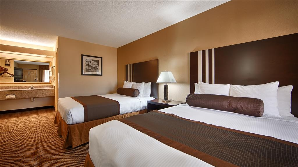 Best Western Andalusia Inn - Two Queen Bed Guest Room