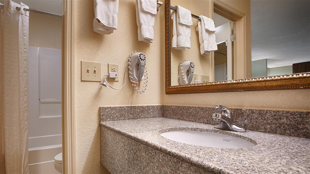 Best Western Andalusia Inn - Cuarto de baño de clientes