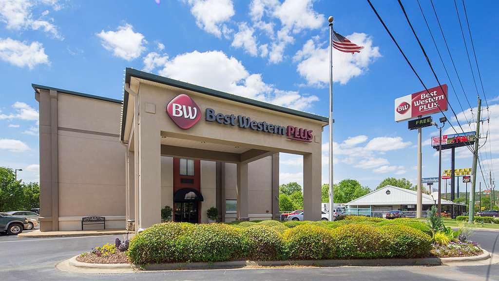 Best Western Plus Oak Mountain Inn - Area esterna