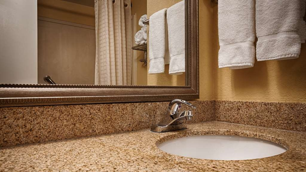 Best Western Plus Oak Mountain Inn - Salle de bain
