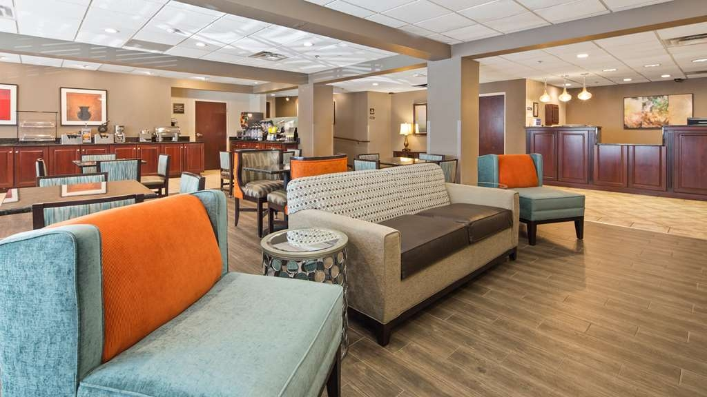 Best Western Plus Oak Mountain Inn - Vue du lobby