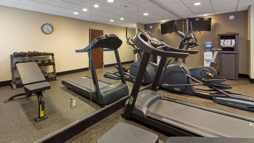 Best Western Plus Oak Mountain Inn - Club de remise en forme