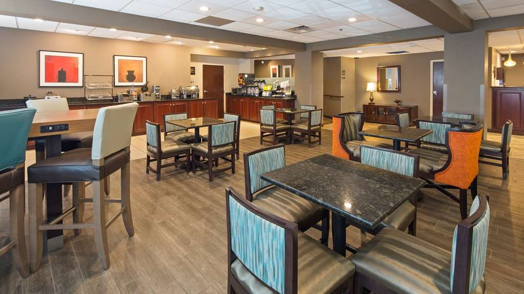 Best Western Plus Oak Mountain Inn - Restaurant / Etablissement gastronomique