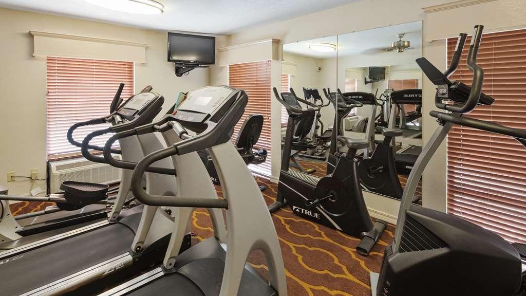 Best Western Inn - Fitnessstudio