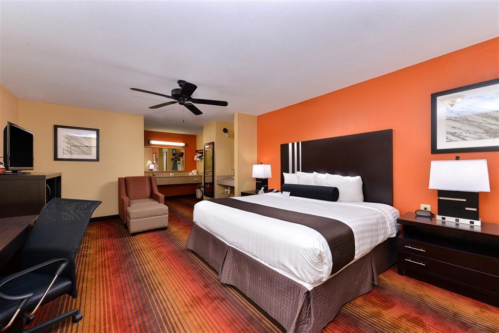Best Western Inn - Gästezimmer