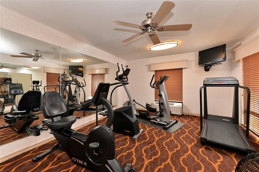 Best Western Inn - sala de ejercicios