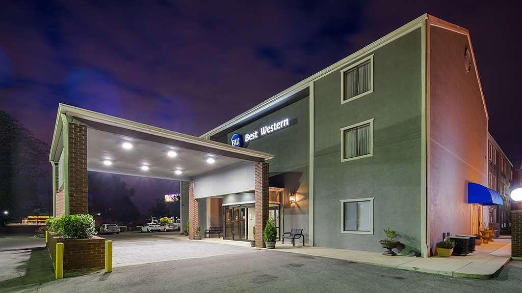 Best Western River City Hotel - Aussenansicht