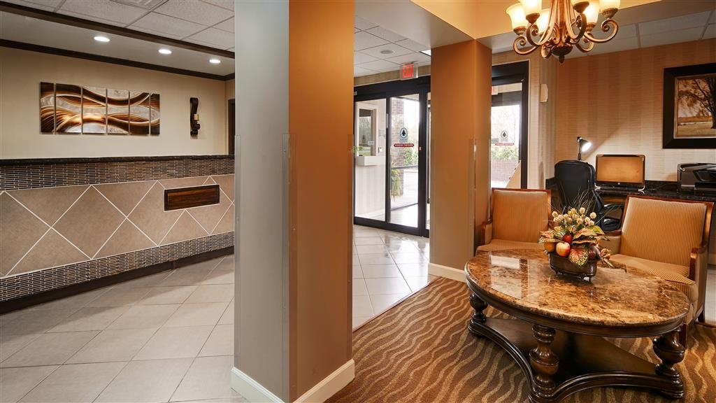 Best Western River City Hotel - Foyer