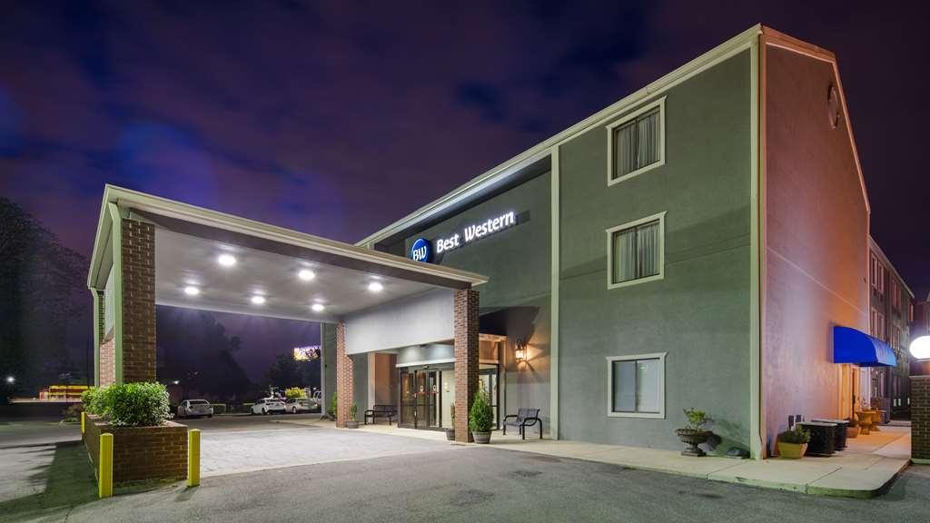 Best Western River City Hotel - Facciata dell'albergo