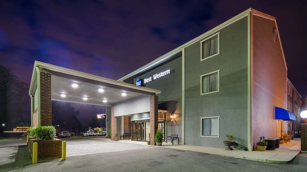 Best Western River City Hotel - Vista Exterior