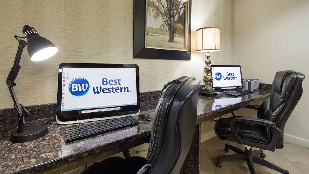 Best Western River City Hotel - Business center
