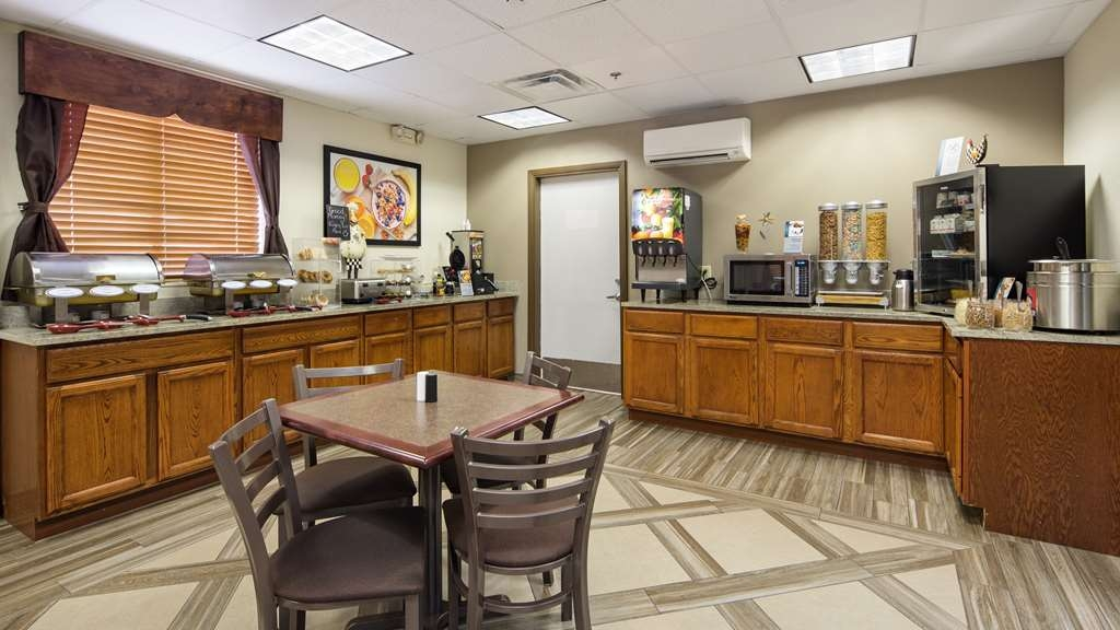 Best Western River City Hotel - Restaurante/Comedor