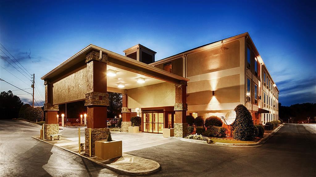 Best Western Gardendale - Vista exterior