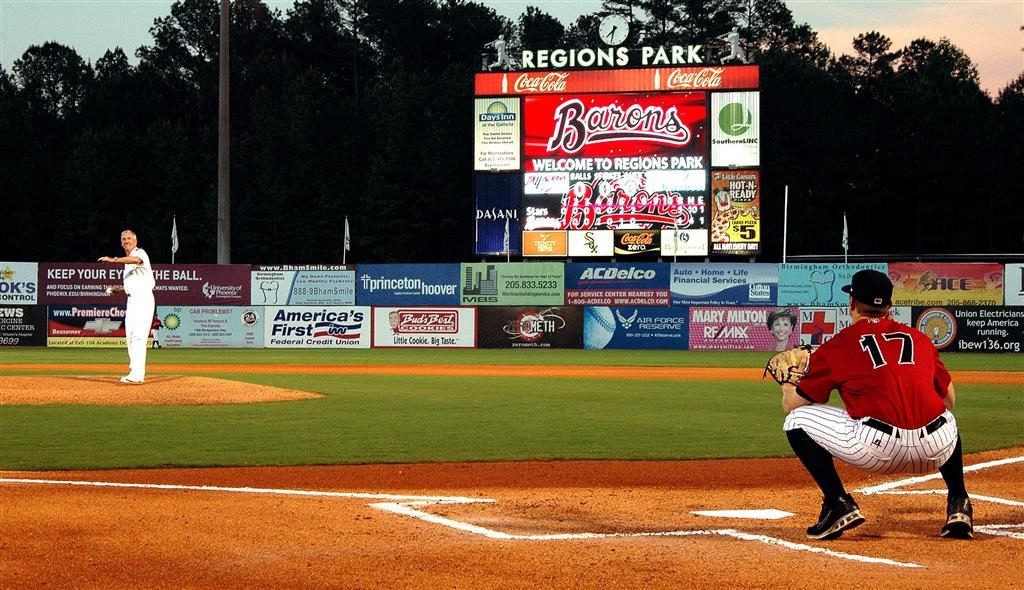 Best Western Gardendale - Birmingham Barons Minor League Baseball