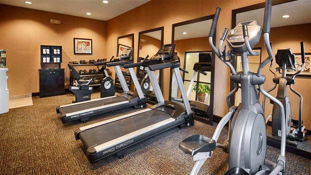 Best Western Plus Gadsden Hotel & Suites - Centre de fitness
