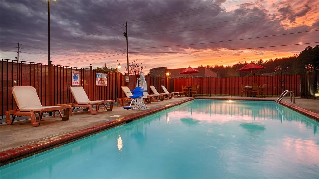 Best Western Plus Gadsden Hotel & Suites - Piscine
