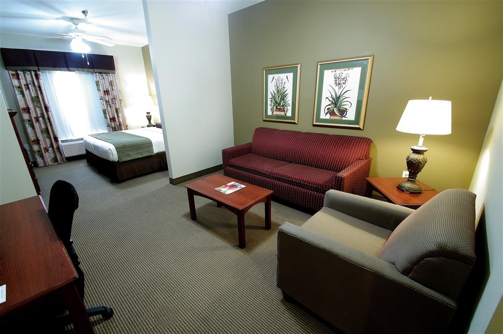Best Western Plus Gadsden Hotel & Suites - Suite king size